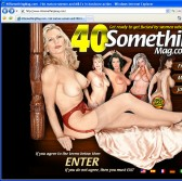 40something Mag screenshot