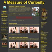 A Measure of Curiosity screenshot