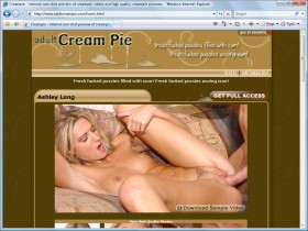 Adult Creampie Picture screenshot