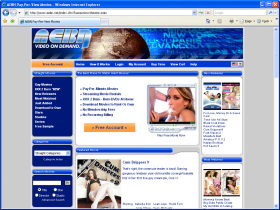 AEBN Picture screenshot