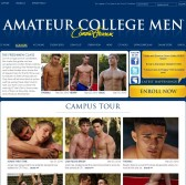 Amateur College Men screenshot