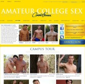 Amateur College Sex screenshot