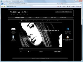 Andrew Blake Picture screenshot