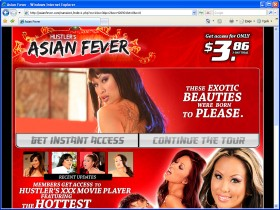 Asian Fever Picture screenshot
