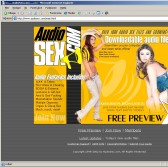 Audio Sex screenshot