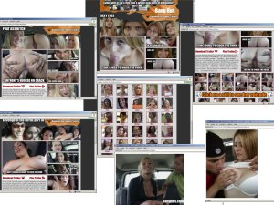 Members area screenshot from Bang Bus - click to enlarge
