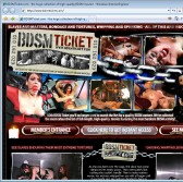 BDSM Ticket screenshot