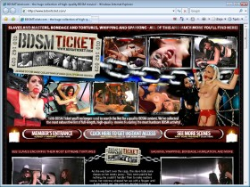 BDSM Ticket Picture screenshot