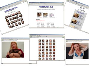 Members area screenshot from Big Naturals - click to enlarge