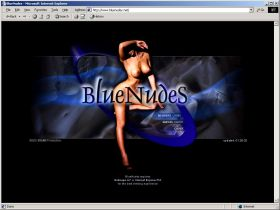 Blue Nudes Picture screenshot