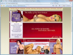 Breast Palace Picture screenshot