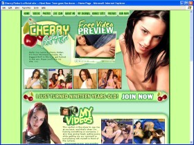 Cherry Potter Picture screenshot