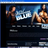 Club Vanessa Blue screenshot