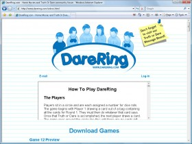 Dare Ring Picture screenshot