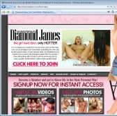 Diamond James screenshot