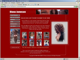 Diana Jameson Picture screenshot