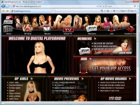 Digital Playground Picture screenshot