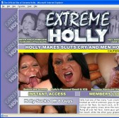 Extreme Holly screenshot