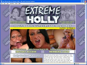 Extreme Holly Picture screenshot