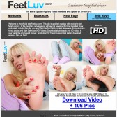 Feet Luv Picture screenshot