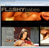 Flashy Babes screenshot