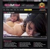 Girls Out West screenshot