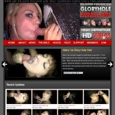 Gloryhole Swallow Picture screenshot