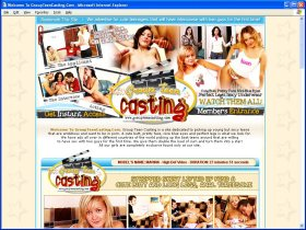 Group Teen Casting Picture screenshot