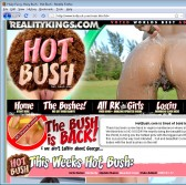 Hot Bush screenshot