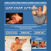 Hot Foot Action screenshot