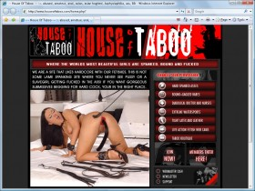 House of Taboo Picture screenshot