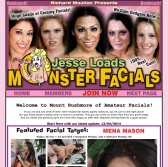 Jesse Loads Monster Facials screenshot