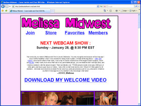 Melissa Midwest Picture screenshot