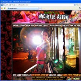 Michelle Aston screenshot