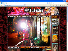 Michelle Aston Picture screenshot
