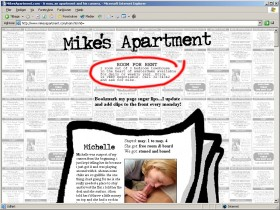 Mikes Apartment Picture screenshot