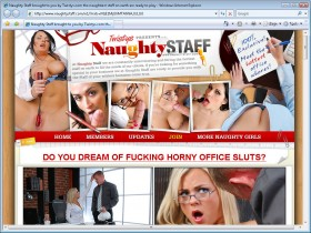 Naughty Staff Picture screenshot