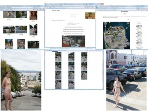 Members area screenshot from Nude in San Francisco - click to enlarge