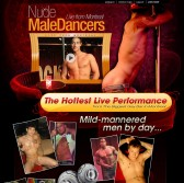 Nude Male Dancers Picture screenshot
