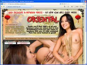 Oriental Orgy Picture screenshot