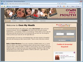 Own My Mouth Picture screenshot