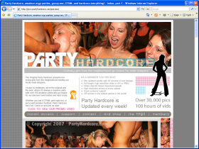 Party Hardcore Picture screenshot