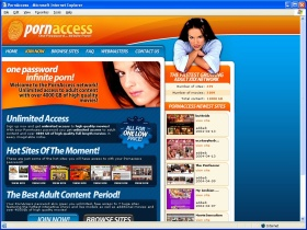 Porn Access Picture screenshot