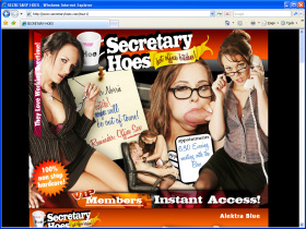 Secretary Hoes Picture screenshot