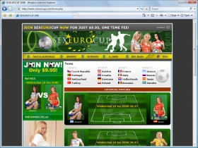 Sex Euro Cup Picture screenshot