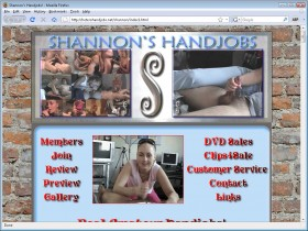 Shannon's Handjobs Picture screenshot