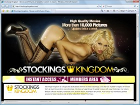 Stockings Kingdom Picture screenshot