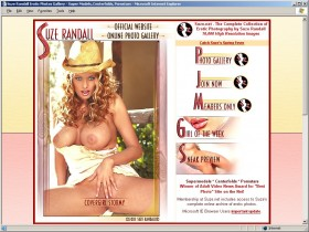 Suze Randall Picture screenshot