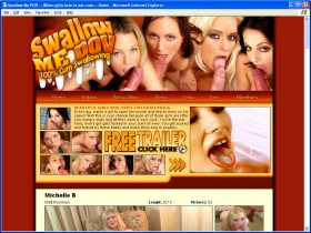 Swallow Me POV Picture screenshot