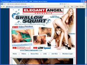 Swallow Squirt Picture screenshot